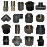 Black-Steel-Fittings
