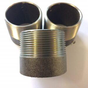 Black Steel Weld-on Fittings